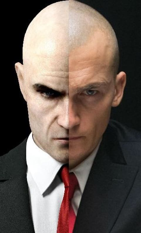 Hitman: Agent 47 Rupert Friend Poster