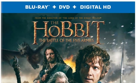 The Hobbit The Battle of the Five Armies DVD: Details Released!