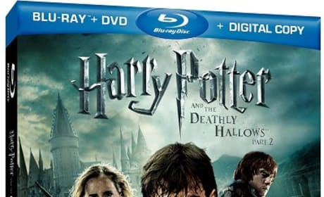 Harry Potter and the Deathly Hallows Part 2 Blu-Ray Review