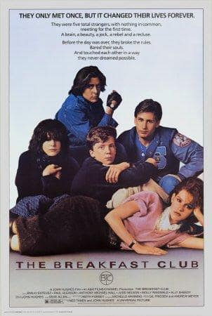 John Huges Wanted Breakfast Club First