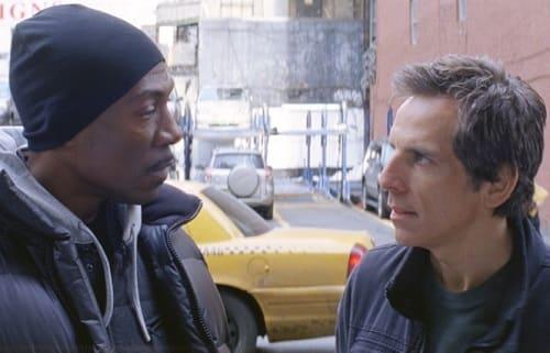 Ben Stiller and Eddie Murphy in Tower Heist