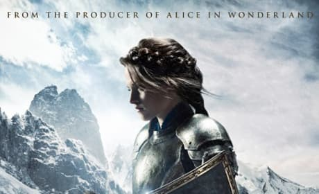 Snow White and the Huntsman Character Posters: The Fairest Is?