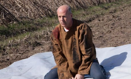 Bruce Willis as Joseph Simmons in Looper