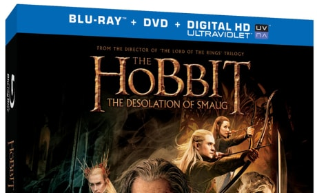 The Hobbit The Desolation of Smaug: DVD Release Date Announced