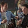 Jason Biggs and Seann William Scott in American Reunion