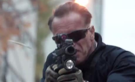Sabotage: Arnold Schwarzenegger Talks Action Movie Evolution