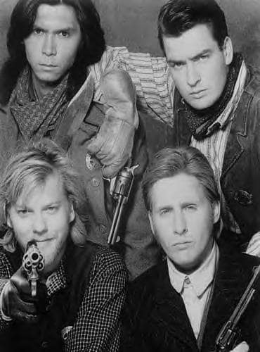 Four Outlaws
