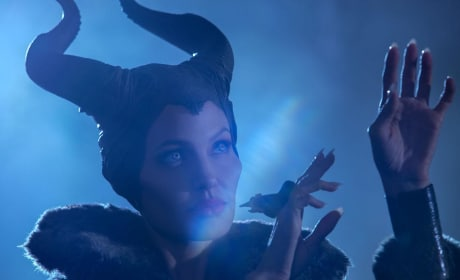 Angelina Jolie Stars Maleficent