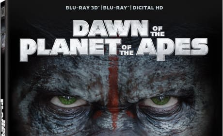 Dawn of the Planet of the Apes DVD: Release Date Announced!