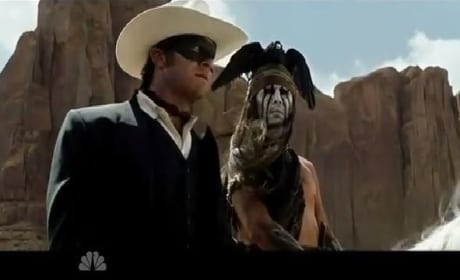 The Lone Ranger Trailer: Who Controls the Future?