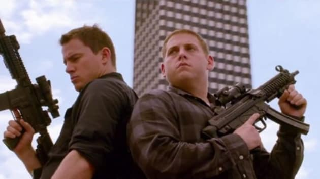 22 jump street trailer going to college movie fanatic