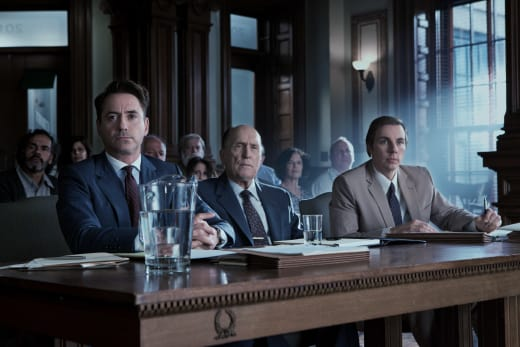 The Judge Robert Downey Jr. Robert Duvall Dax Shepard
