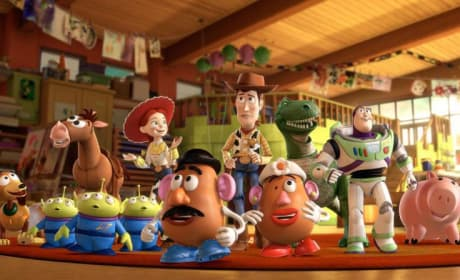 Toy Story 3 Goes Big