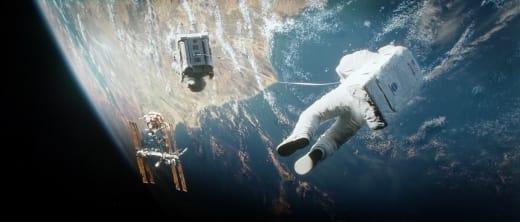 Gravity IMAX Photo
