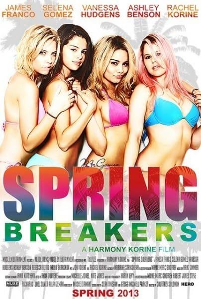 Spring Breakers Girls Poster
