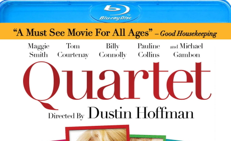 Quartet DVD Review: Hitting the Right Notes
