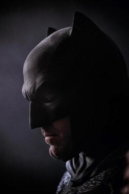 Ben Affleck is Batman!