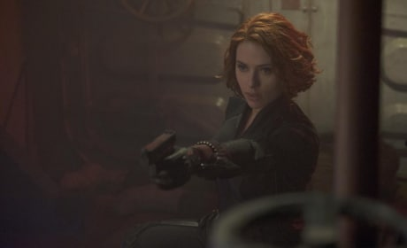 Avengers Age of Ultron Black Widow Scarlett Johansson