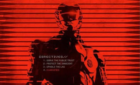 RoboCop IMAX Poster: Classified!