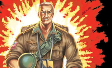 Hasbro Releases Statement on G.I. Joe Movie
