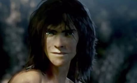 Tarzan Trailer: Kellan Lutz Gets Animated
