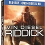 Riddick DVD Review: Vin Diesel Delivers Action Again