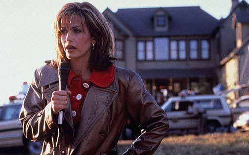 Courteney Cox in Scream