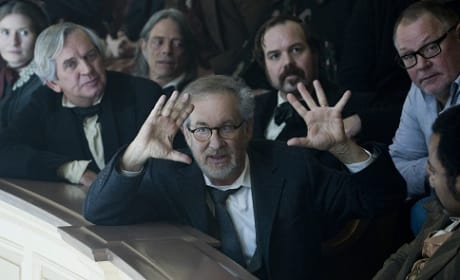 Steven Spielberg and George Lucas Predict Hollywood Meltdown: Lincoln Almost Went to HBO