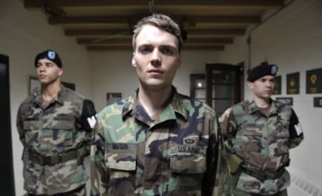 Seth Gabel Allegiance Photo