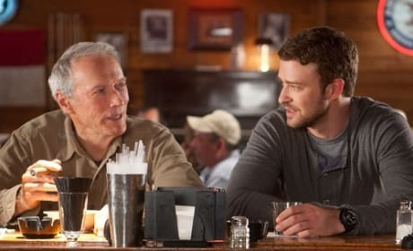 Clint Eastwood Justin Timberlake Trouble with the Curve