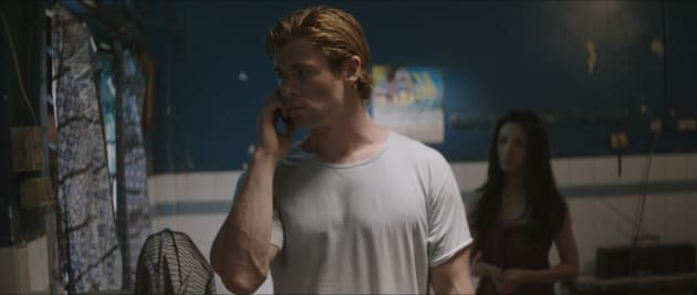 Blackhat Star Chris Hemsworth