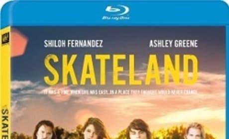 Skateland Blu-Ray
