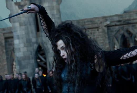 Crazy Bellatrix