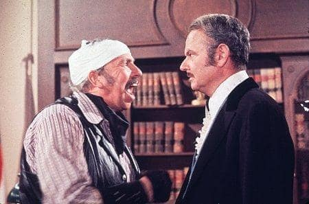 Hedley Lamarr and Taggart
