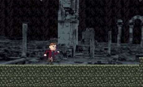 Guardians of the Galaxy 8-Bit Video Game