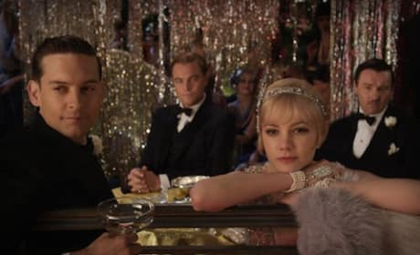 Tobey McGuire in The Great Gatsby