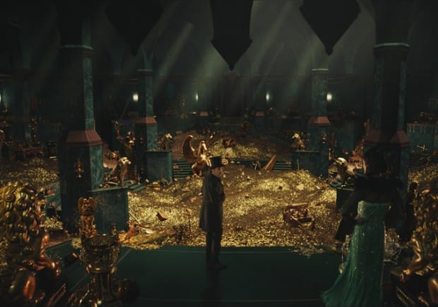 James Franco Oz: The Great and Powerful