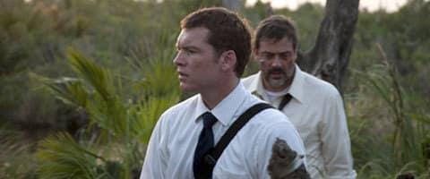 Sam Worthington in Texas Killing Fields