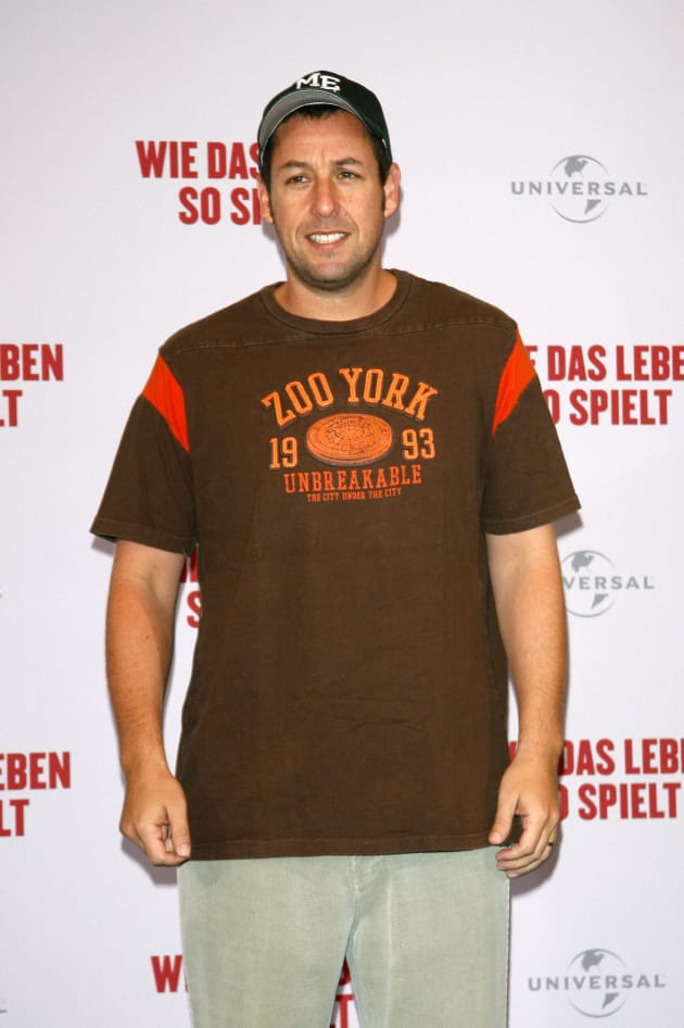 Adam Sandler Photograph