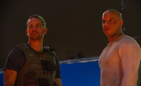 Fast and Furious 7 Vin Diesel Paul Walker