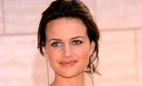 Carla Gugino Wants to Go Faster With The Rock