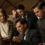 The Imitation Game Benedict Cumberbatch Keira Knightley
