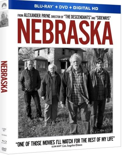 Nebraska DVD/Blu-Ray