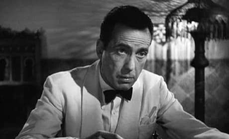 Casablanca Humphrey Bogart