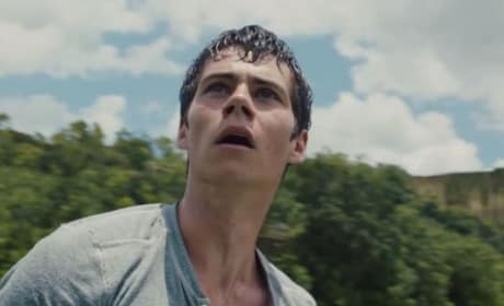 The Maze Runner Dylan O'Brien Still Photo