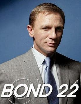 Bond 22 Photo