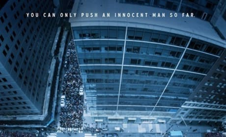 Man on a Ledge: Poster and Trailer Premiere