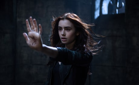 Lily Collins The Mortal Instruments: City of Bones