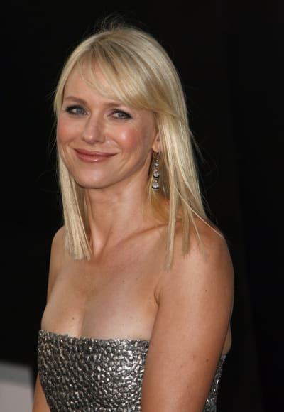 Austrailian Actress Naomi Watts