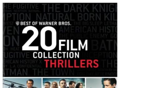 Best of Warner Bros. 20 Film Collection Thrillers